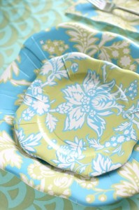 Available ...  sc 1 st  Kate Collins Interiors - WordPress.com & Party Paper Plates Worth Celebrating | Kate Collins Interiors