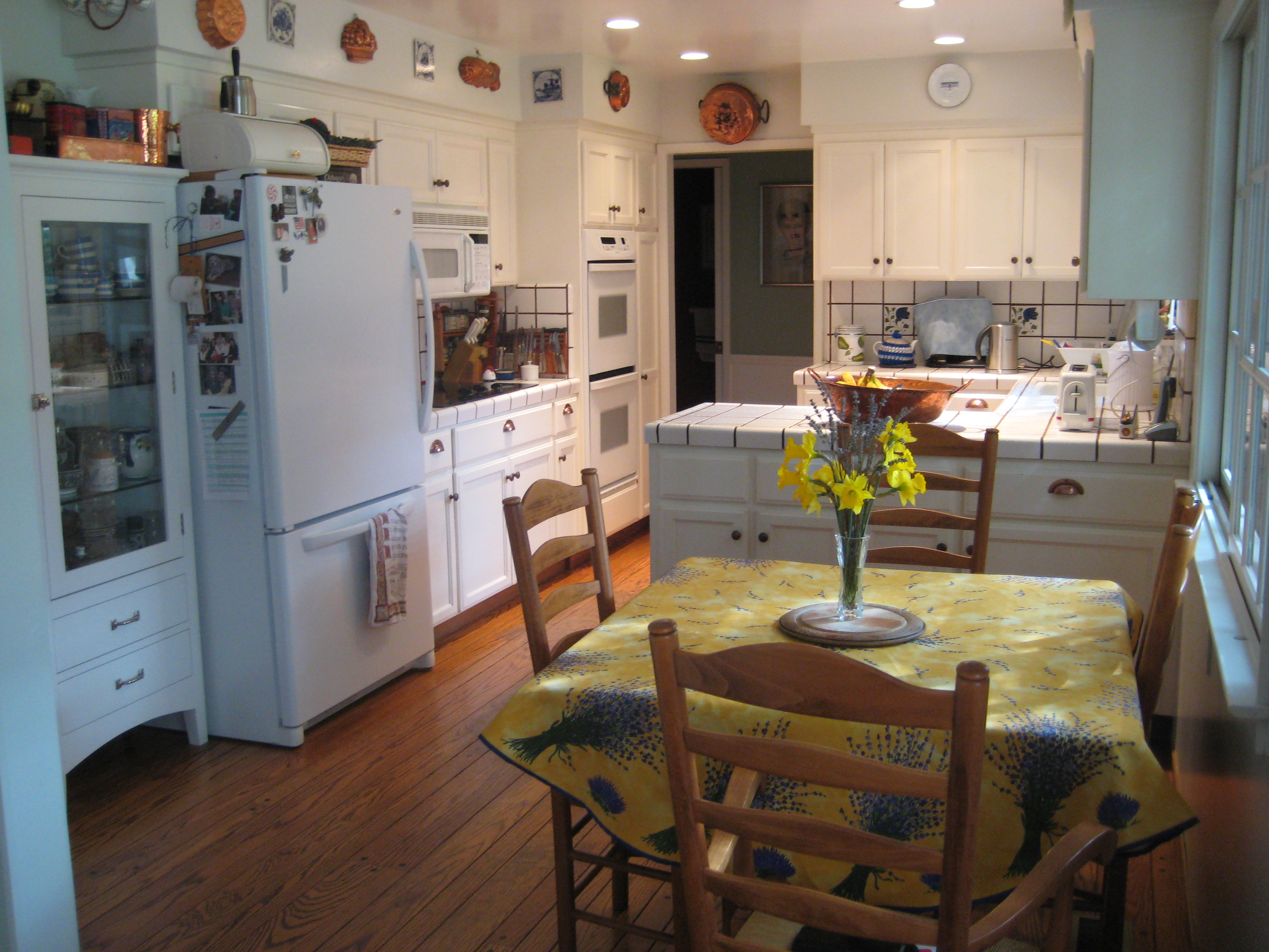 Kitchen renovation before and after kate collins interiors for Kitchen remodel before after