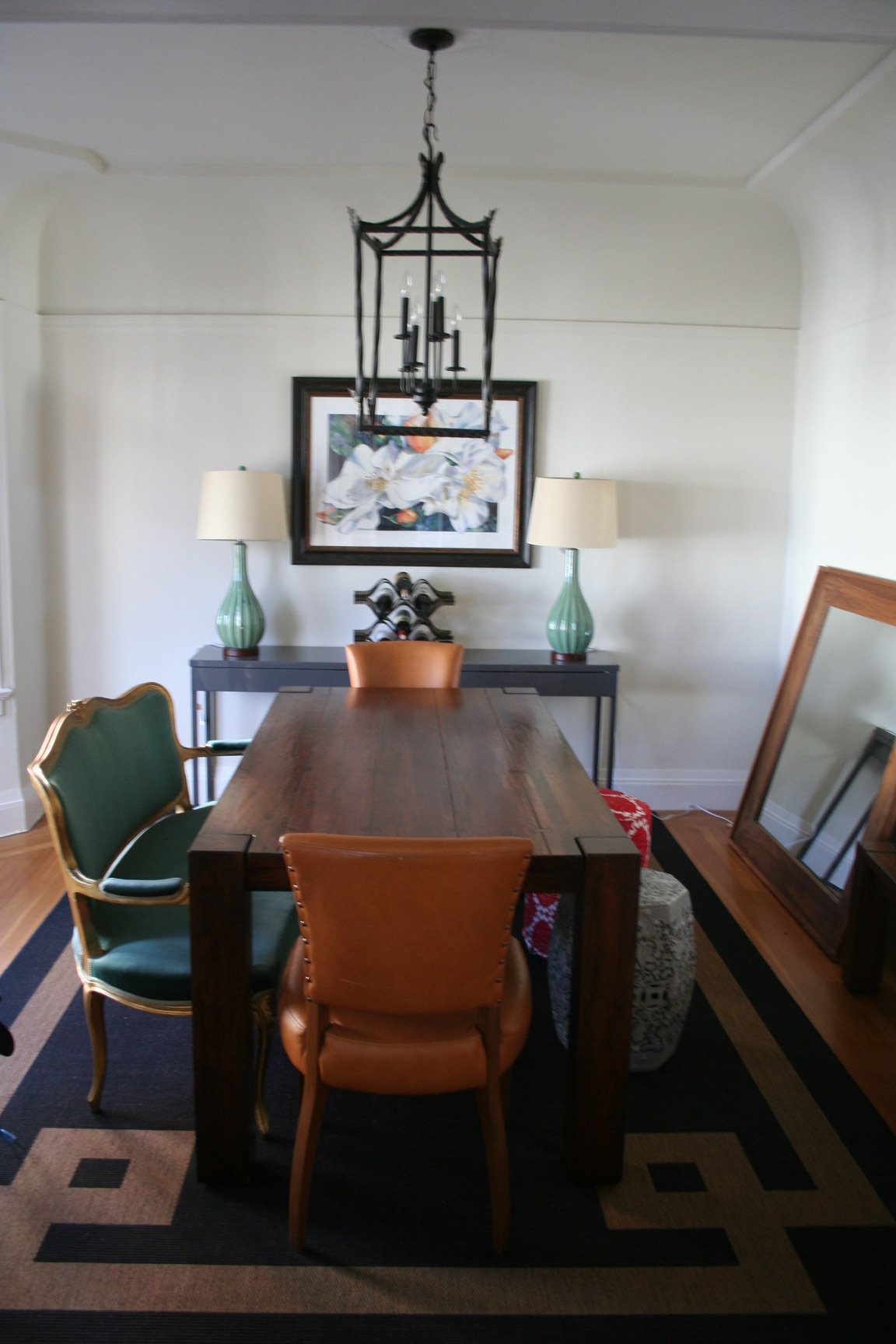 Dining Room Settee Bench