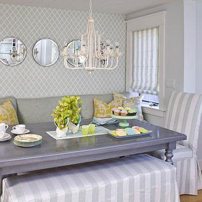 Gray Dining Room Sets