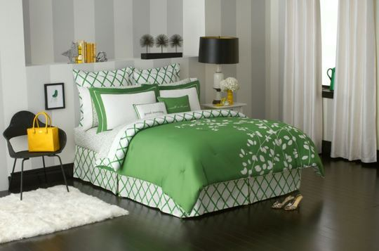 Kate Spade Bedding Kate Collins Interiors