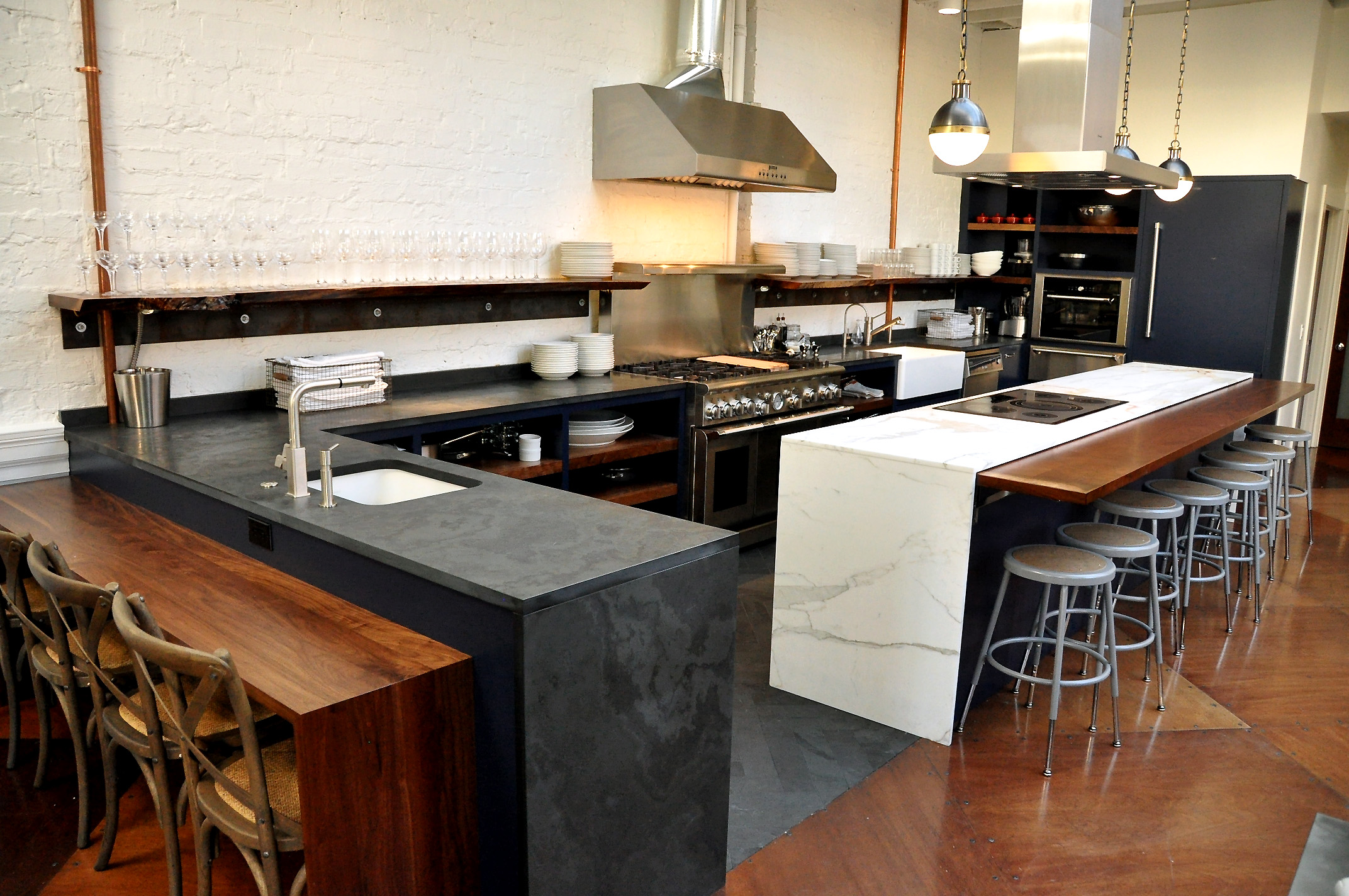 Cookhouse SF | Kate Collins Interiors