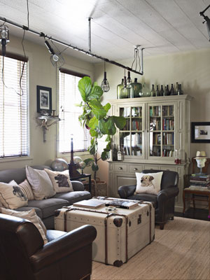 Rustic Chic Kate Collins Interiors