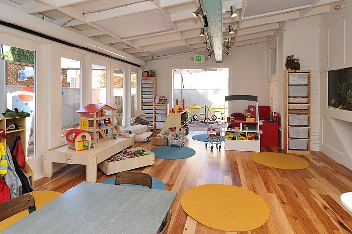Project reveal bumble play cafe kate collins interiors