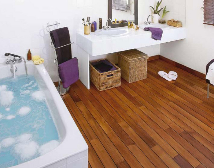 Hardwood Floor In Bathroom peaceful inspiration ideas hardwood floor for bathroom creative of hardwood floor bathroom floors in Like This