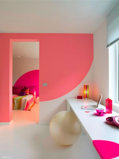 Neon On my Mind Kate Collins Interiors