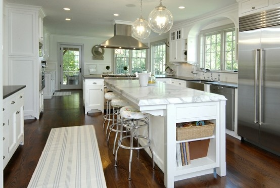 Kitchen Island Ideas With Seating Open Concept Granite