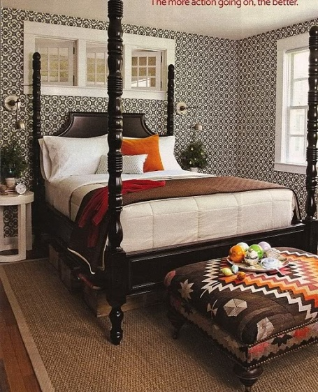 Dreaming Of A Four Post Bed Kate Collins Interiors