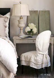 bedside table vanity