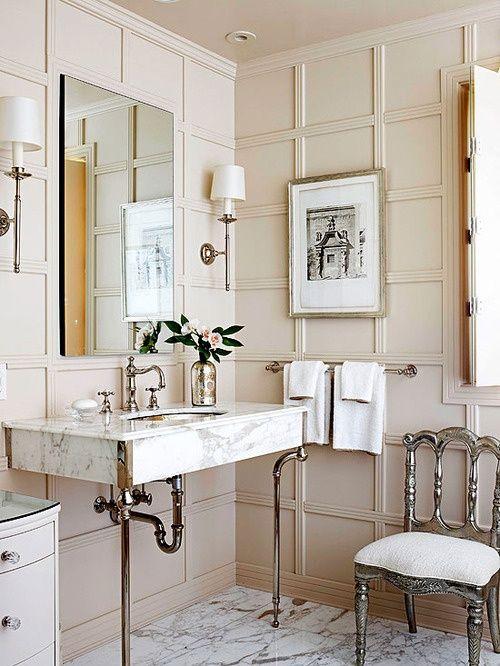 board and batten bathrooms kate collins interiors. Black Bedroom Furniture Sets. Home Design Ideas