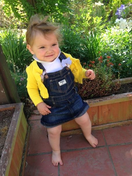 Josie overalls