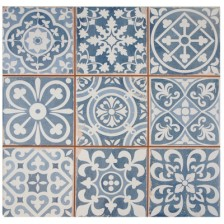 Faventie-Azul-13-x-13-Glazed-Ceramic-Field-Tile-in-Blue-FPEFAEA